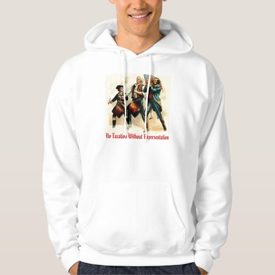 No Taxation Without Representation Hoodie
