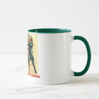 No Taxation Without Representation Mug