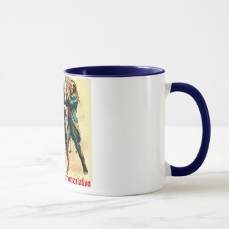 No Taxation Without Representation Mug