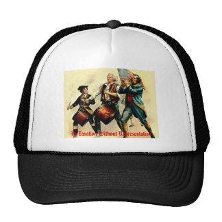 No Taxation Without Representation Trucker Hat