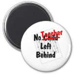 no teacher left behind magnet
