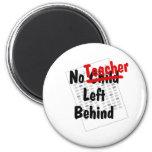 no teacher left behind magnet