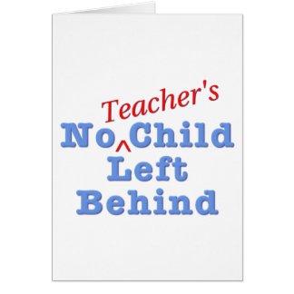 review of no child left behind