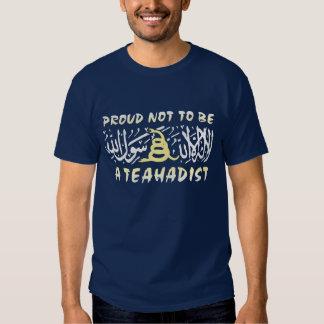 No Teahadists T-Shirt