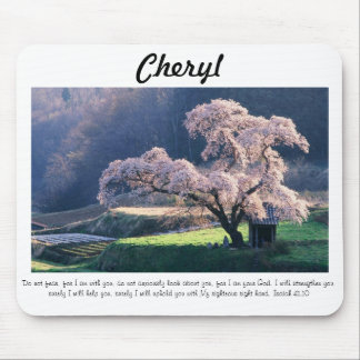 No tema la flor de cerezo del ~ (productos múltipl tapete de ratones