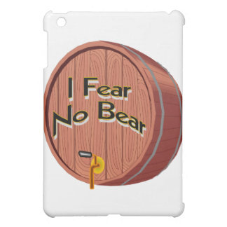 No temo ninguna cerveza