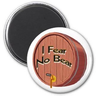 No temo ninguna cerveza imanes