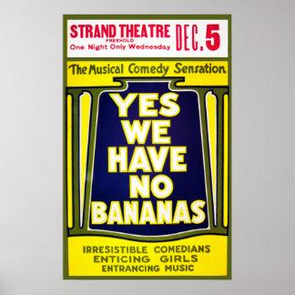 No tenemos sí ningún poster del teatro de los