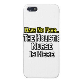No tenga ningún miedo, la enfermera holística está iPhone 5 cárcasas