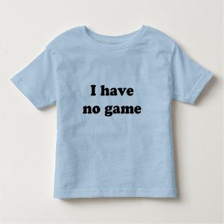 No tengo ningún juego playeras