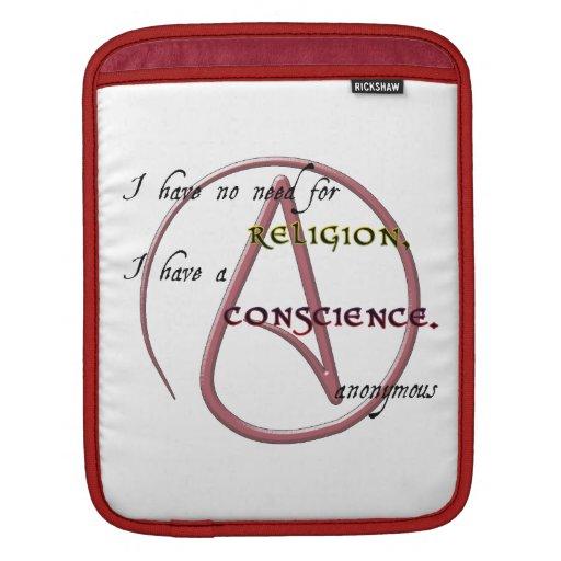 No tengo ninguna necesidad de la religión con símb funda para iPads