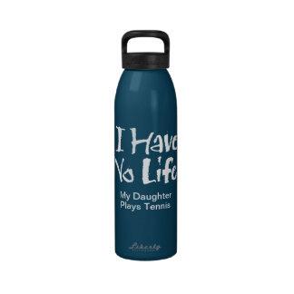 No tengo ninguna vida botellas de agua reutilizables