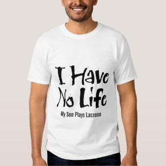 No tengo ninguna vida (LaCrosse) Polera
