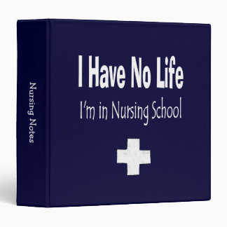 No tengo ninguna vida que estoy en escuela de carpeta 3,8 cm