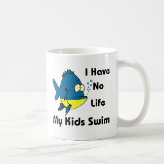 No tengo ninguna vida taza