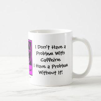 No tengo un problema con la taza de café del cafeí