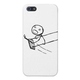 No text Liftoff! iPhone case