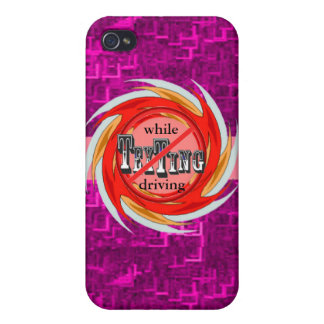 No Texting & Driving Cases For iPhone 4