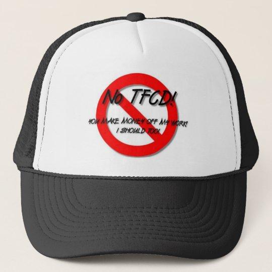 NO TFCD SHOOT HAT