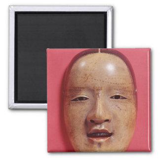 No theatre mask magnet