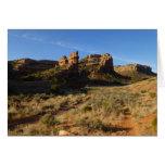 No Thoroughfare Canyon Colorado National Monument Card