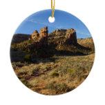No Thoroughfare Canyon Colorado National Monument Ceramic Ornament
