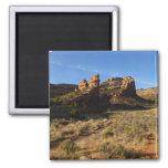 No Thoroughfare Canyon Colorado National Monument Magnet