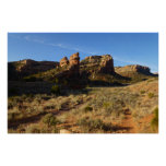 No Thoroughfare Canyon Colorado National Monument Poster