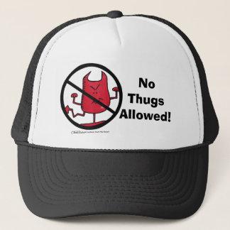 No Thugs Allowed! Trucker Hat