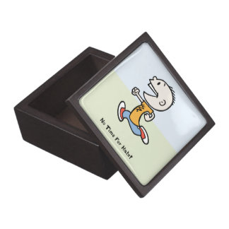 No Time For Hate! Jewelry Box