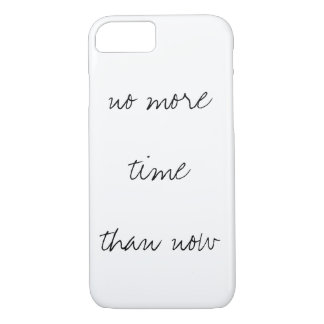 no time iPhone 7 case