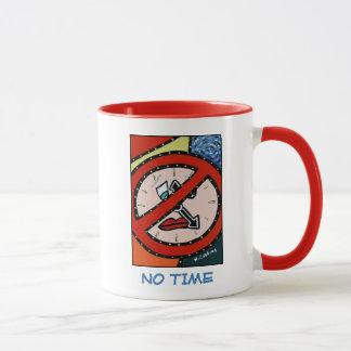 No Time  - Time Pieces Mug