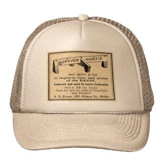No Tip Bridge Hat