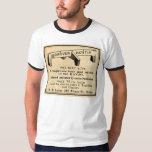 No Tip Bridge Men's Ringer T-Shirt