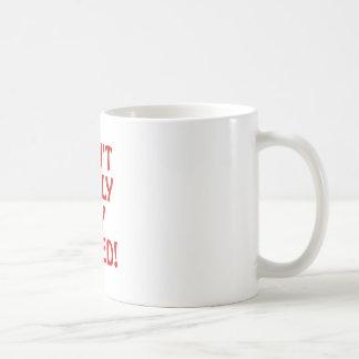 No tiranice mi raza tazas de café