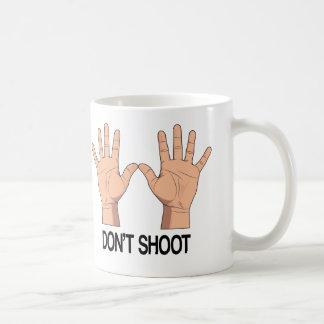 No tire taza clásica