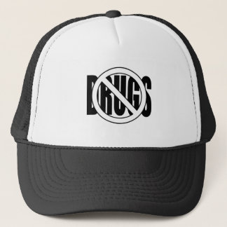 No to Drugs Trucker Hat