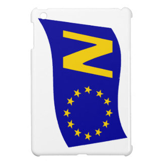 No To European Union iPad Mini Cover