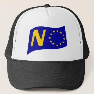 No To European Union Trucker Hat