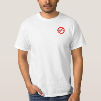 No to FATCA's collateral damage. T-Shirt