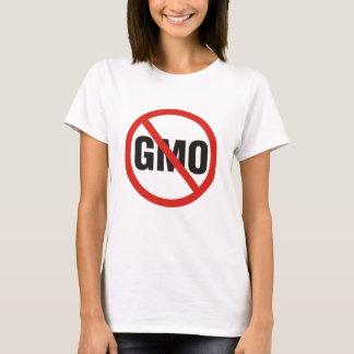 No to GMO T-Shirt