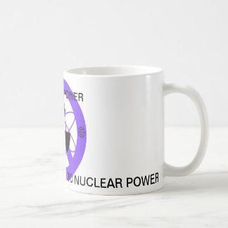 """NO TO NUCLEAR POWER""* COFFEE MUG"
