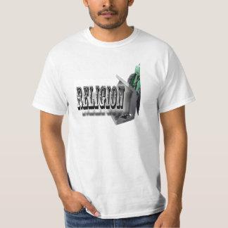 No to Religion Tshirt
