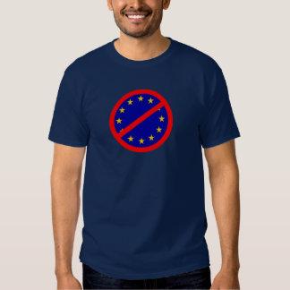 No to the EU Tee Shirt