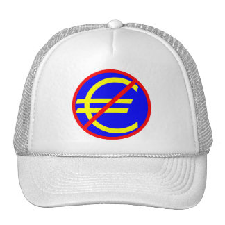 No to the Euro Trucker Hat