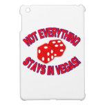 ¡No todo permanece en Vegas! iPad Mini Coberturas