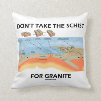 No tome el esquisto para el granito (el humor de l cojines