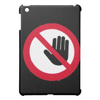 ¡No toque!!!
