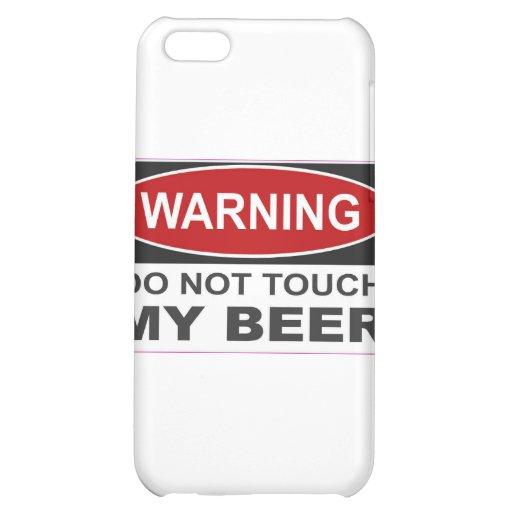No toque mi cerveza