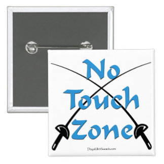 No Touch Zone Fencing Buttons